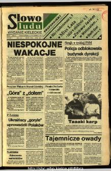 Słowo Ludu,1992 R.XLIII, nr 202
