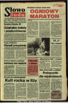 Słowo Ludu,1992 R.XLIII, nr 203