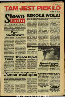 Słowo Ludu,1992 R.XLIII, nr 204