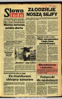Słowo Ludu,1992 R.XLIII, nr 206