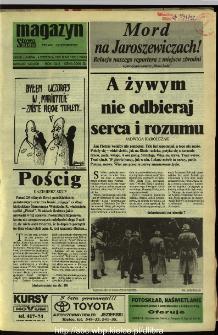 Słowo Ludu,1992 R.XLIII, nr 207 (magazyn)