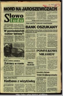 Słowo Ludu,1992 R.XLIII, nr 208