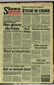 Słowo Ludu,1992 R.XLIII, nr 210