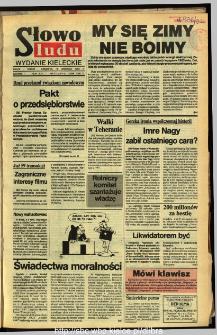 Słowo Ludu,1992 R.XLIII, nr 212
