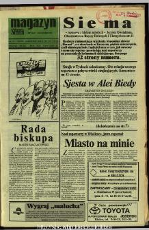 Słowo Ludu,1992 R.XLIII, nr 219 (magazyn)