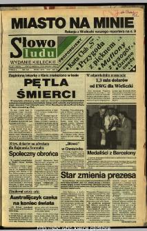 Słowo Ludu,1992 R.XLIII, nr 220