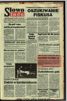 Słowo Ludu,1992 R.XLIII, nr 224
