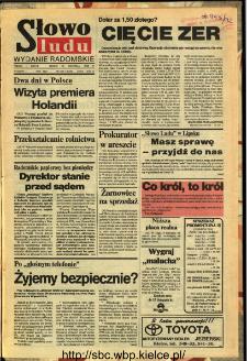 Słowo Ludu,1992 R.XLIII, nr 229