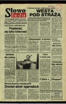 Słowo Ludu,1992 R.XLIII, nr 240