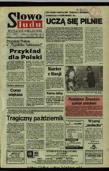 Słowo Ludu,1992 R.XLIII, nr 241