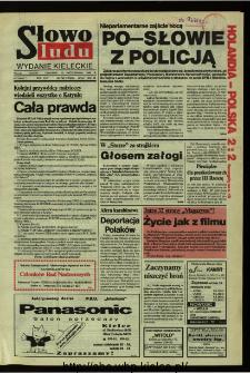 Słowo Ludu,1992 R.XLIII, nr 242