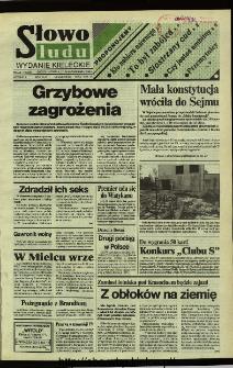 Słowo Ludu,1992 R.XLIII, nr 244