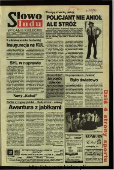 Słowo Ludu,1992 R.XLIII, nr 245