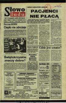 Słowo Ludu,1992 R.XLIII, nr 247