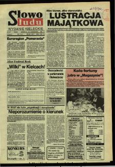 Słowo Ludu,1992 R.XLIII, nr 248