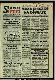 Słowo Ludu,1992 R.XLIII, nr 252