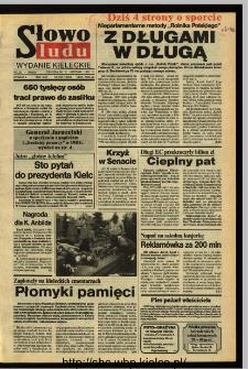 Słowo Ludu,1992 R.XLIII, nr 257