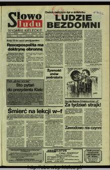 Słowo Ludu,1992 R.XLIII, nr 258