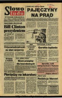 Słowo Ludu,1992 R.XLIII, nr 260