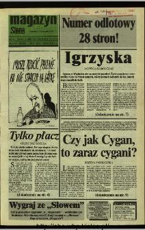 Słowo Ludu,1992 R.XLIII, nr 261 (magazyn)