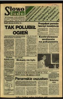 Słowo Ludu,1992 R.XLIII, nr 262