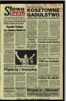 Słowo Ludu,1992 R.XLIII, nr 263