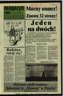 Słowo Ludu,1992 R.XLIII, nr 266 (magazyn)