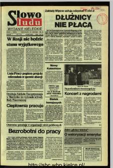 Słowo Ludu,1992 R.XLIII, nr 268