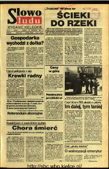 Słowo Ludu,1992 R.XLIII, nr 269