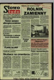 Słowo Ludu,1992 R.XLIII, nr 282