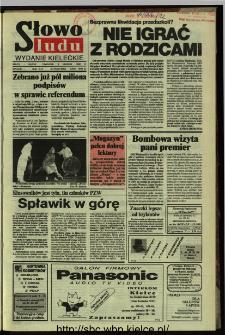 Słowo Ludu,1992 R.XLIII, nr 283