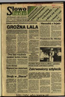 Słowo Ludu,1992 R.XLIII, nr 285