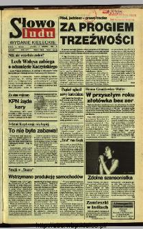 Słowo Ludu,1992 R.XLIII, nr 287