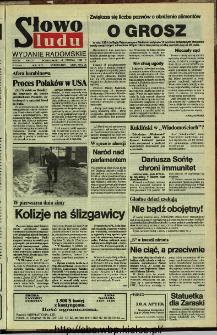 Słowo Ludu,1992 R.XLIII, nr 202 (wydanie radomskie)