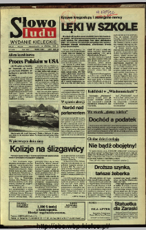 Słowo Ludu,1992 R.XLIII, nr 292