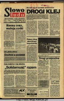 Słowo Ludu,1992 R.XLIII, nr 293