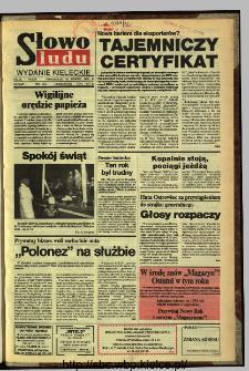 Słowo Ludu,1992 R.XLIII, nr 301