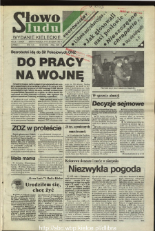 Słowo Ludu,1993 R.XLIV, nr 6