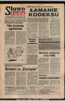 Słowo Ludu,1993 R.XLIV, nr 8