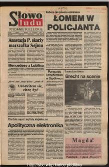 Słowo Ludu,1993 R.XLIV, nr 9