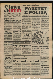 Słowo Ludu,1993 R.XLIV, nr 14
