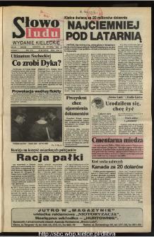 Słowo Ludu,1993 R.XLIV, nr 22