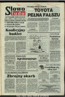 Słowo Ludu,1993 R.XLIV, nr 27