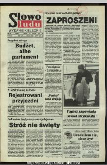 Słowo Ludu,1993 R.XLIV, nr 33