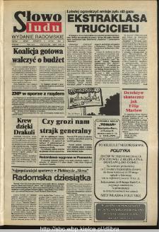 Słowo Ludu,1993 R.XLIV, nr 34 (wydanie radomskie)