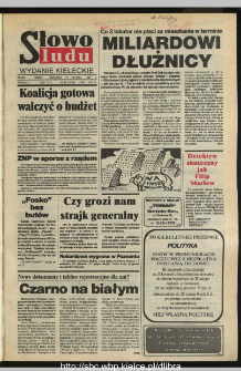 Słowo Ludu,1993 R.XLIV, nr 34