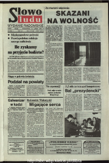 Słowo Ludu,1993 R.XLIV, nr 37