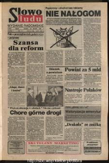 Słowo Ludu,1993 R.XLIV, nr 44 (wydanie radomskie)