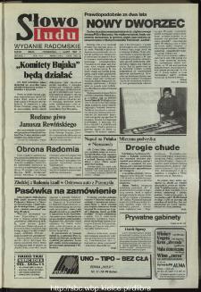 Słowo Ludu,1993 R.XLIV, nr 49 (wydanie radomskie)