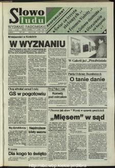 Słowo Ludu,1993 R.XLIV, nr 54 (wydanie radomskie)